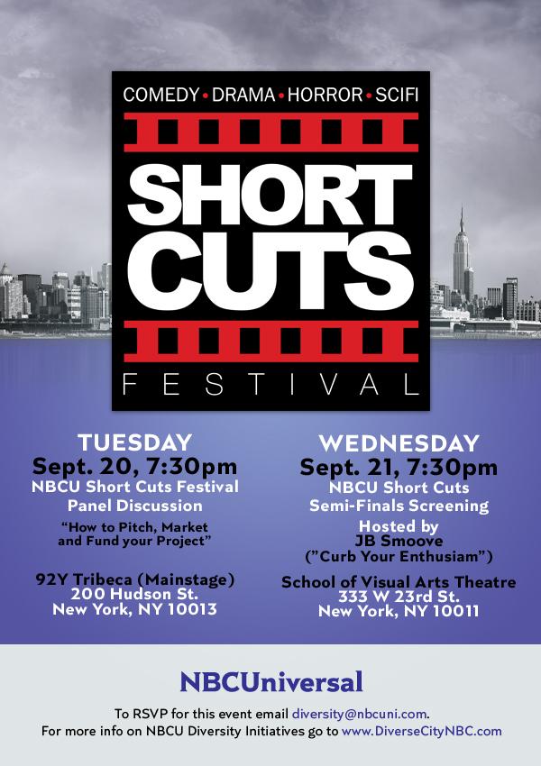 Short Cuts Sept 20, 2011