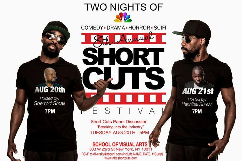 Short Cuts 2013 Flyer
