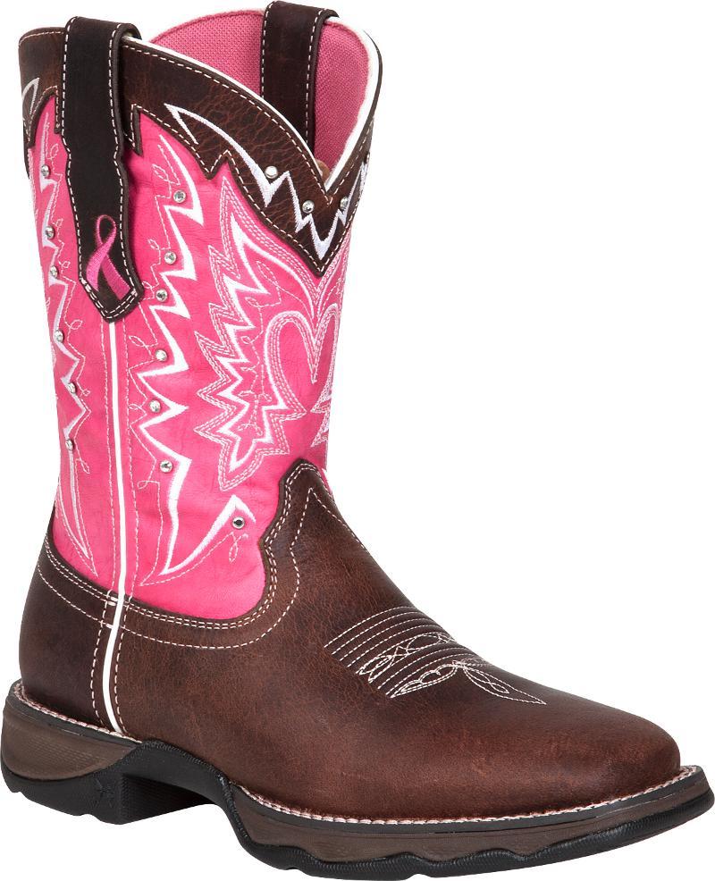 Durango RD3557 Breast Cancer Boot