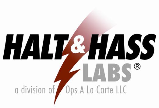 HALT & HASS LABS LOGO 2011Apr18