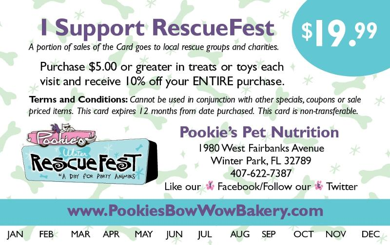 Resuce Fest Card