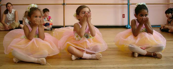 vic bader kids ballet