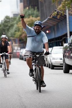 jim biking
