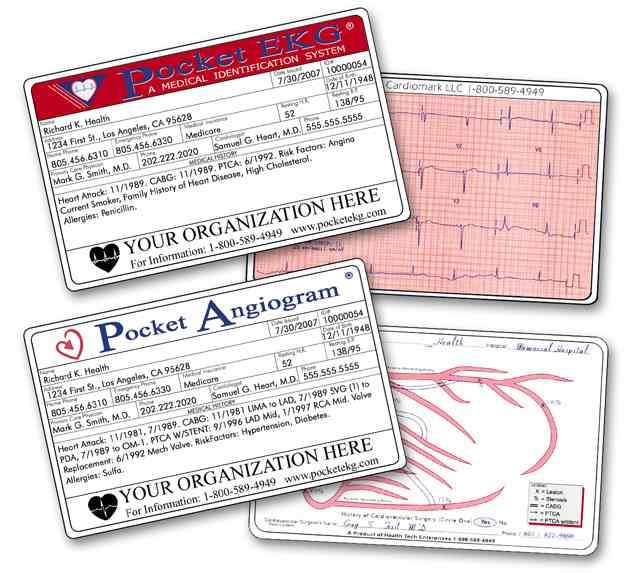 EKG and ANGIO Cards
