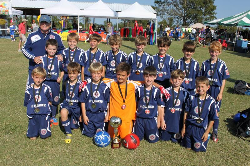 U11 CP Boys - Coach Hubie Collins