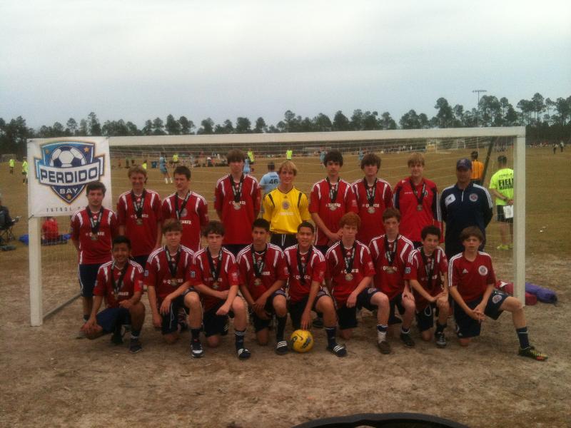 orange beach 97 navy boys winners