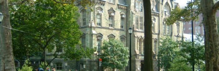 green campus image