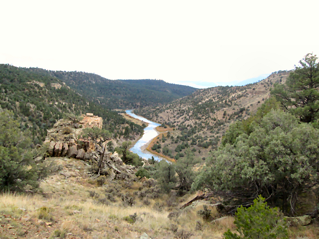 Trip Report: Fishing the Rio Chama Below El Vado Dam