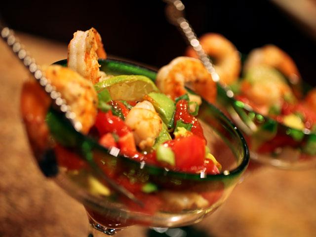 Grilled Shrimp Cocktail Recipe — Dishmaps