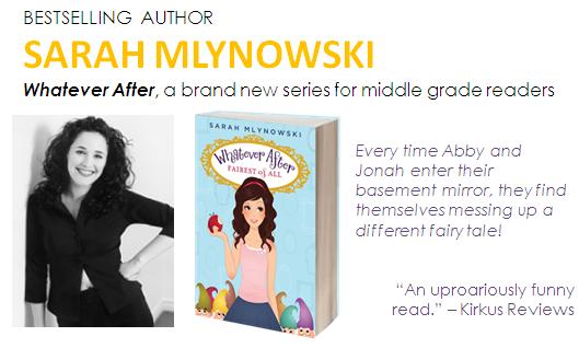 featured guest sarah mlynowski