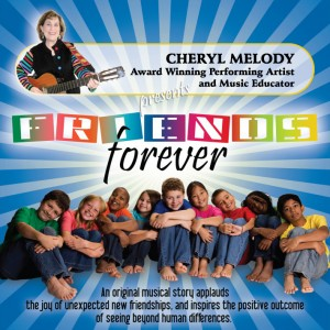 Friends Forever CD
