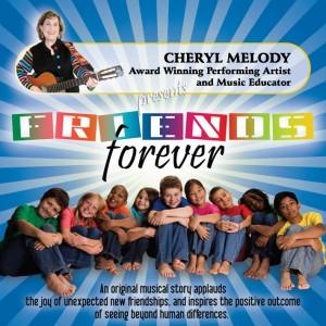 Friends Forever CD
