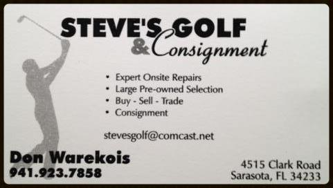 Steves Golf & Consignment