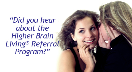 Did You Hear About the Referral Program