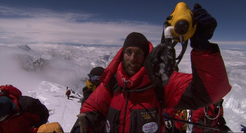 Erik Summit Everest