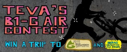 Teva B1-G Air Contest