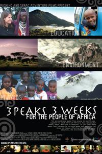 3 Peaks 3 Weeks