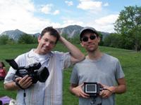 Michael Brown and Jon Goldman