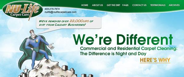 Nu-Life Carpet Care Inc.