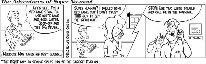 Super Numan April 2010
