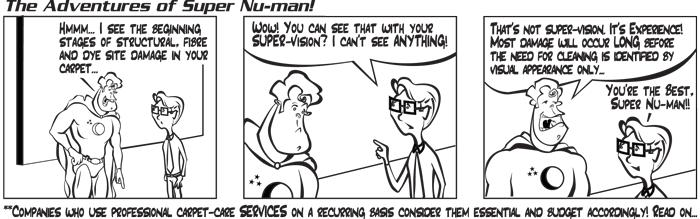 Super Numan August