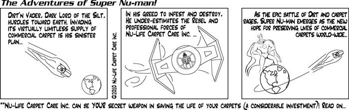 Super Numan May 2010
