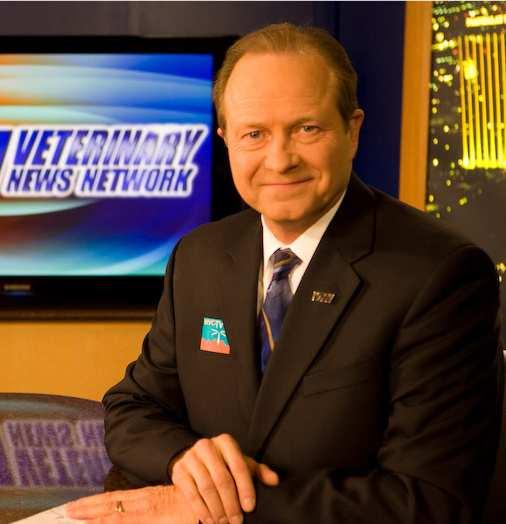 Dr. Jim Humphries on VNN set