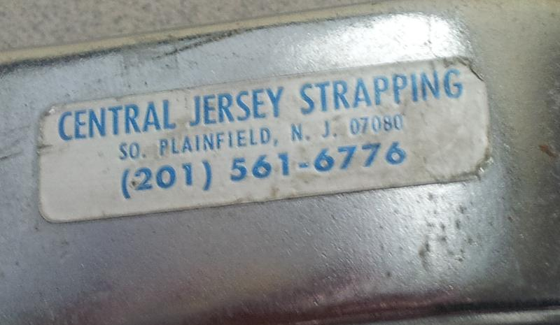 Central Jersey Strapping Supply