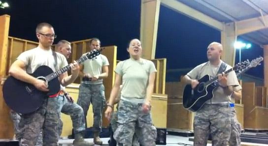 Air Corps. Band