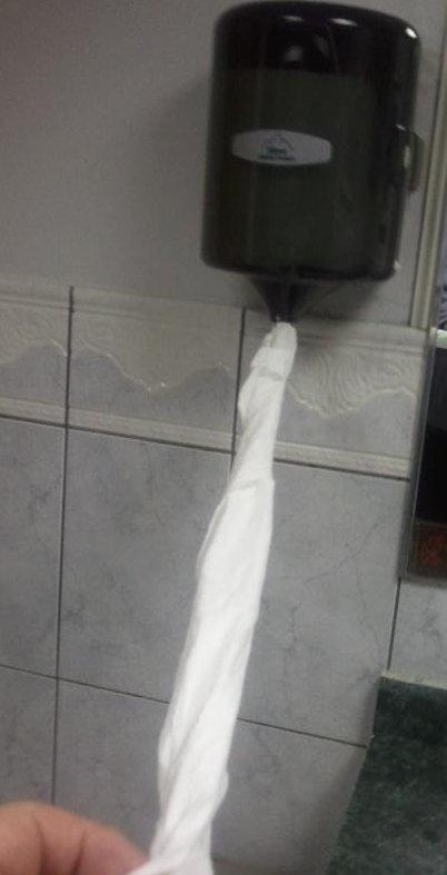 Center Pull Towel