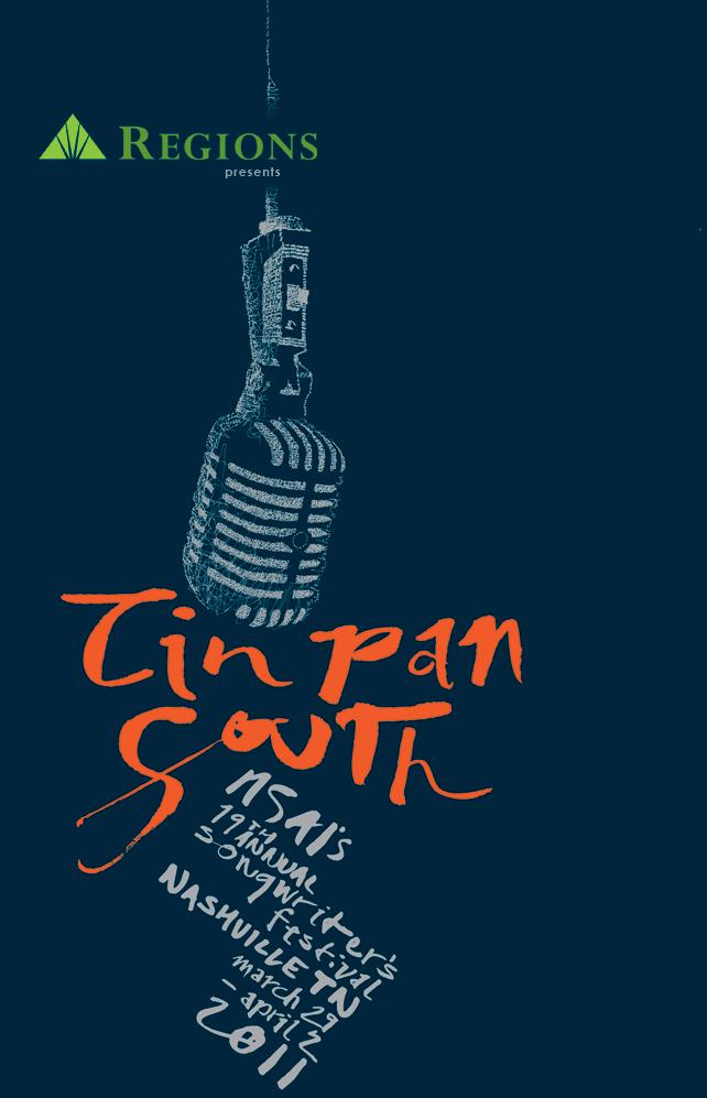 Tin Pan South logo