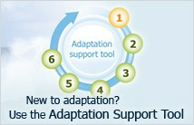 Climate Change Adapatation Support Tool