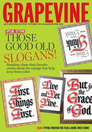 October 2014 Grapevine Magazine