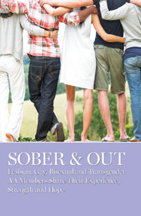 Grapevine's New Book: Sober and Out