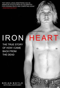 Brian Boyle Iron Heart Cover