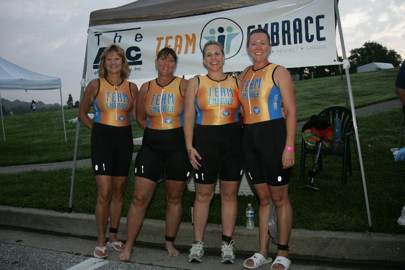 Team Embrace 2009