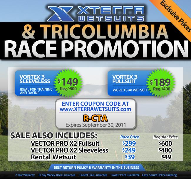 Xterra 2011 offer
