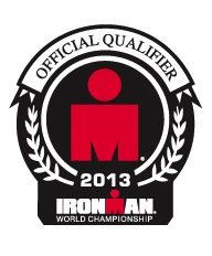 2013 Ironman World Championship Qualifier logo