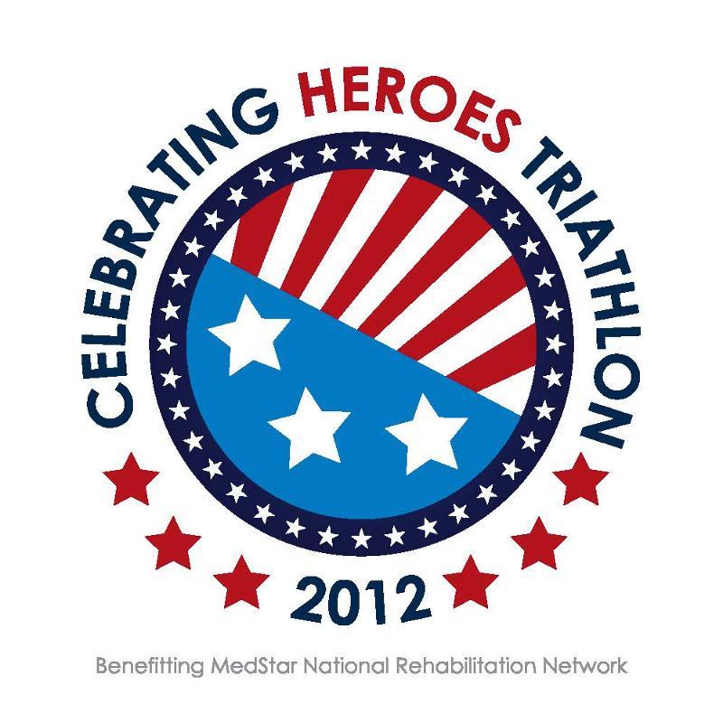 Celebrating Heroes Circle Logo