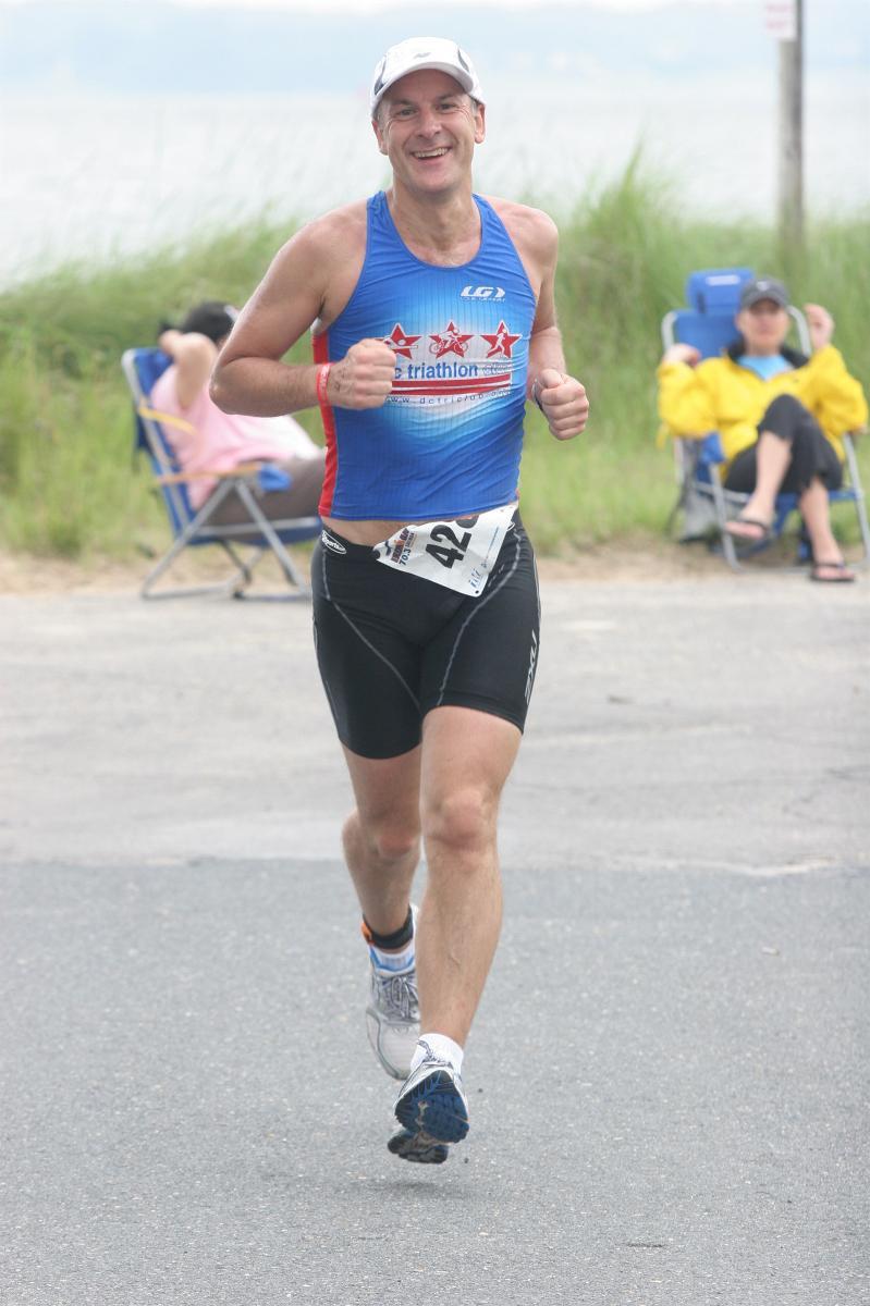 EagleMan Runner