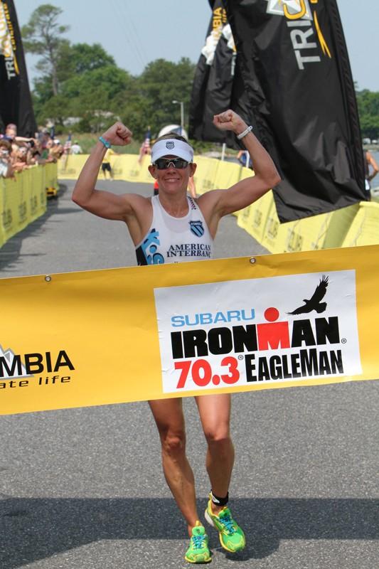Carfrae Finish 2011