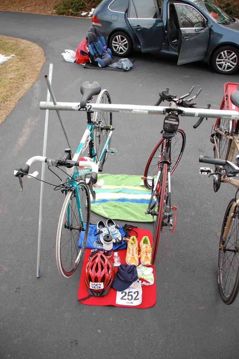 Bike Racking