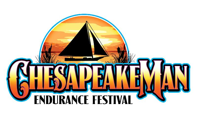 ChesapeakeMan Endurance Festival Logo - white background