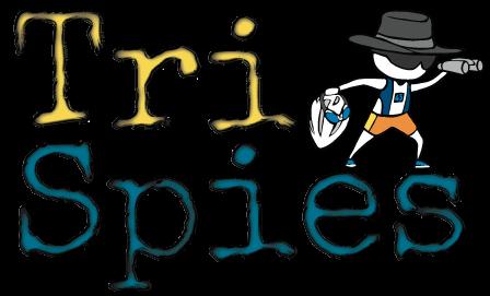 TriSpies logo