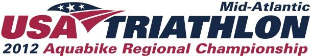 USAT MA Regional Aquabike Championship logo