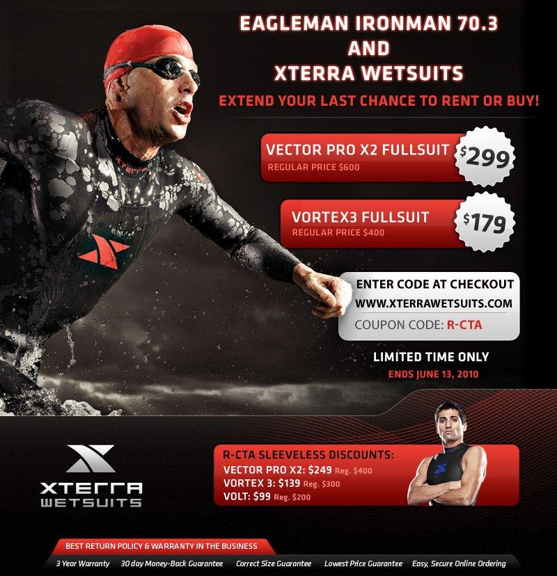 2010 Xterra EagleMan Offer