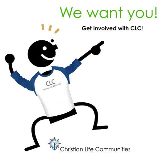 CLC Get Involved