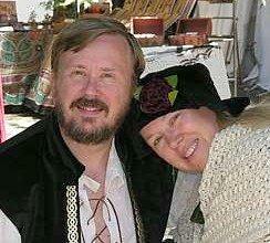 Dan and Paula Clements