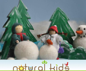 natural kids ad