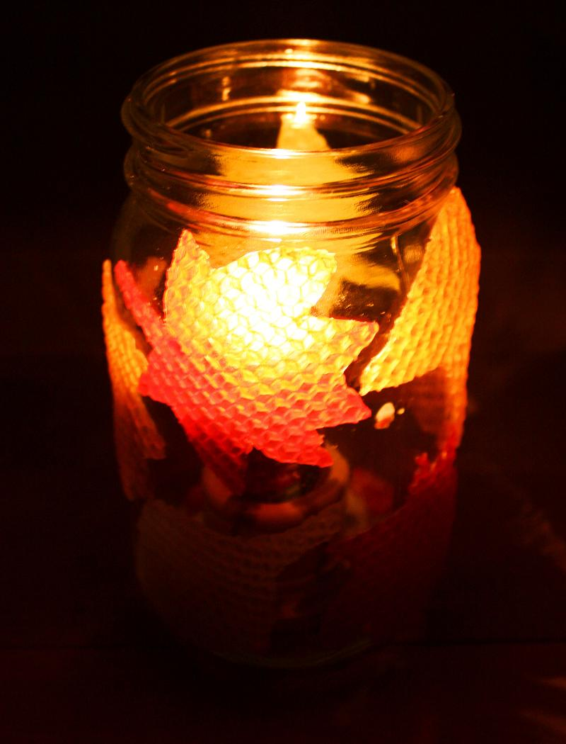thanksgiving lantern